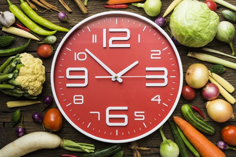 biológiai óra és fogyás